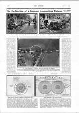 1914 Ring Fortress Advantage Linked Fortress German Ammunition Column Destroyed