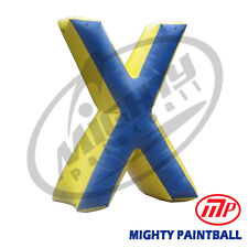 Mighty Paintball Air Bunker (Inflatable Bunker) - Giant X