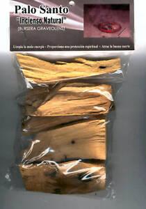 Wood Of Peru, Incense Natural, Clean, Feng - Shui, 2.8oz