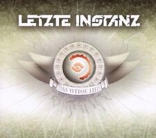 LETZTE INSTANZ Das Weisse Lied LIMITED 2CD Digipack