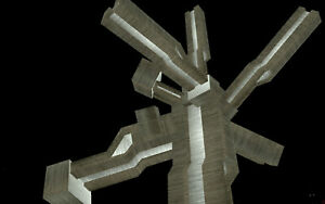 "EJ Gold Virtual Sculpture - ""Shaman's Flight"" on USB Flash Drive - FREE SHIPPING"