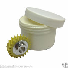Kitchenaid Stand Mixer Worm Drive Shear Gear WPW10112253 And 130g of Grease.