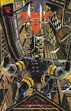 WIZARD  #4 1995 MINI-COMIC STORY ON ASH  QUESADA/ PALMIOTTI...FN+