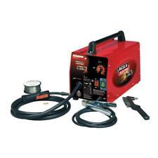 115V Portable Weld Pack HD Flux Core Wire Feed Welder Workshop Welding Machine