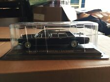"""DIE CAST """" LINCOLN CONTINENTAL LOS ANGELS - 1967 """" 1/43 TAXI SCALA 1/43"""