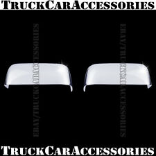 For FORD F150 F-150 2004 2005 2006 2007 2008 Chrome Half Mirror Mirrors Covers