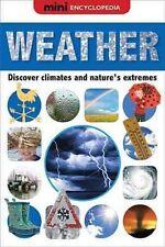 Weather (Mini Encyclopedias)-ExLibrary