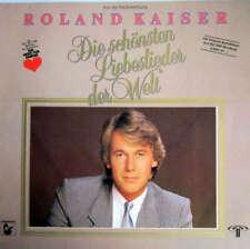 Roland Kaiser - Die Schönsten Liebeslieder Der Welt (L Vinyl Schallplatte 165578
