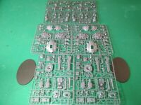 2x Imperial Knight Errant or Paladin Warhammer 40K 40000 Resin Plastic