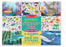 Melissa & Doug Reusable Sticker Activity Pad - Under The Sea