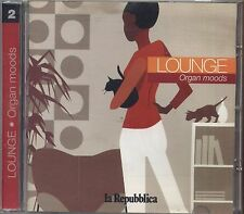 Lounge Organ Moods - JIMMY SMITH LONNIE SMITH CD EDITORIALE 2005 NEAR MINT