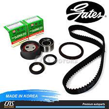 "Gates Timing Belt Kit Fits 97-08 Hyundai Kia 2.0L DOHC ""G4GF"" 24312-23202"