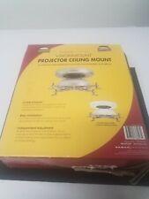 Sanus VMPR1b Visionmount Projector Ceiling Mount Universal NEW
