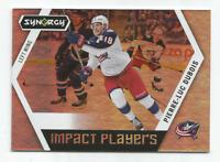 2017-18 UD Synergy Impact Players #IP47 Pierre-Luc Dubois Columbus Blue Jackets