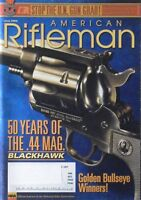 50 YEARS OF THE .44 MAGNUM BLACKHAWK June 2006 AMERICAN RIFLEMAN Magazine