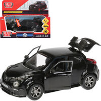 Nissan Juke-R 2.0 Black Diecast Model Car Scale 1:36