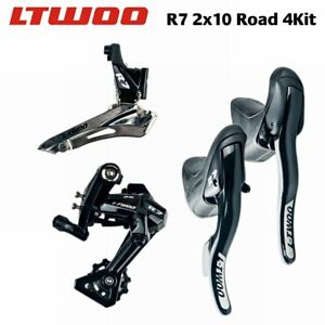 LTWOO R7 2x10 Speed 20s Road Groupset Shifter/Rear Derailleur/Front Derailleur