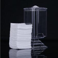 Empty Nail Polish Remove Cotton Pad Storage Box Nail Accessory
