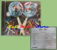 CD DISCO MESE 13 WORLD MUSIC compilation PROMO SIGILLATO 1996 ABDELLI MAAL (C8)