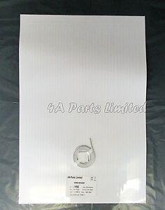 Bathroom Mirror Heater Defogger/ Demister 230V Size 400 x 600 mm Rectangular