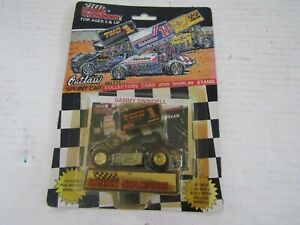 WORLD OF OUTLAWS 1993 Sprint Car Racing Champion 1:64 Diecast SAMMY SWINDELL #1