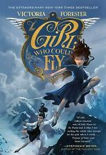 The Girl Who Could Fly by Victoria Forester (2015, Paperback)