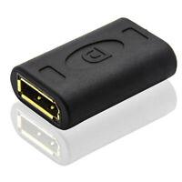 DP to DP DisplayPort Female to Female Adapter Connector Coupler Extender AF/AFLA