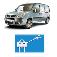 for Fiat Doblo Bravo Marea window regulator repair kit clips 510 front right