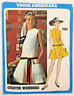 1970s Vogue Americana 2352 CHESTER WEINBERG Misses' DRESS Sewing Pattern