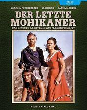 "Der letzte Mohikaner (1965) - R: Harald Reinl (""Winnetou"") - Filmjuwelen BLU-RAY"