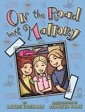 #25 on the Road with Mallory-ExLibrary