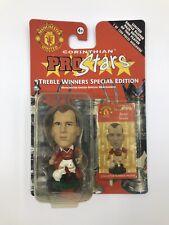 Corinthian Prostars Jaap Stam Manchester United Treble Winners Blister PRO075