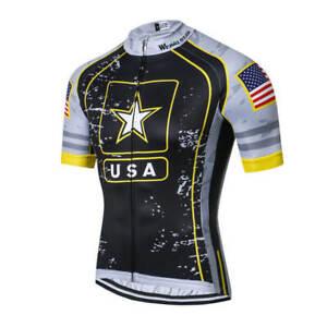 Team USA Army Cycling Jersey