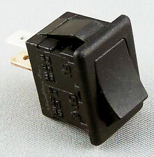 Universal 12/24VDC Auto ON/OFF Momentary Mini Switch