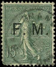France Scott #M3 Used  Military Stamp