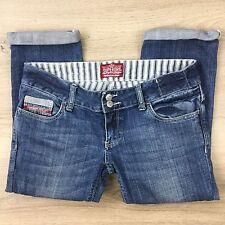 Superdry Denim Capri Cropped Women's Jeans Size 28  L20 (X5)