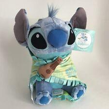 """Disney Parks Store Stitch Baby in Blanket Babies Plush Stuffed 10"""" Lilo & Stitch"""