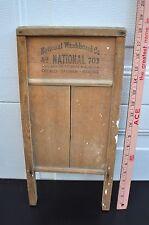 Vintage Washboard National Washboard Co.