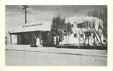 Hot Springs New Mexico~Clinic & Home Of Dr Edna W White~Reformed Chapel~1960s
