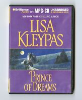 Prince of Dreams by Lisa Kleypas - MP3CD - Audiobook