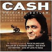 Original Outlaw, Johnny Cash CD | 5014293121026 | Acceptable