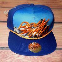 MENS ROCKSMITH EVEREST HAT STRAPBACK ADJUSTABLE CAP ONE SIZE