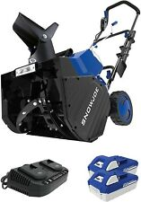 48-Volt iON+ Cordless Snow Blower | 18-Inch | W/ Batteries & Charger New, Best