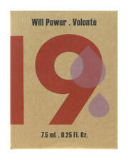 21 Drops 19 Will Power Essential Oil Rollerball 7.5ml/0.25Oz In Box