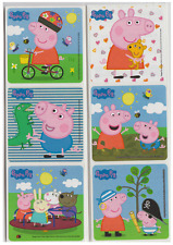 "25 Peppa Pig Stickers, 2.5"" x 2.5"" each, Party Favors"