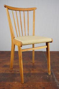 Kitchen Chair Sprossenstuhl Cocktail 50er Vintage Rockabilly 50s Yellow Retro