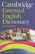 Cambridge Essential English Dictionary (2011, Paperback, Revised)