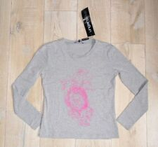 UNGARO Fever T-Shirt Manches Longues Femme Gris rose Taille 44