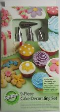Wilton Industries Inc. 9 Piece Cake Decorating Set