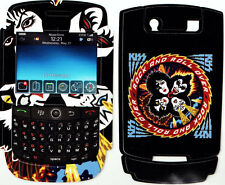 KISS Rock and Roll Over Logo Blackberry 8330 Skin